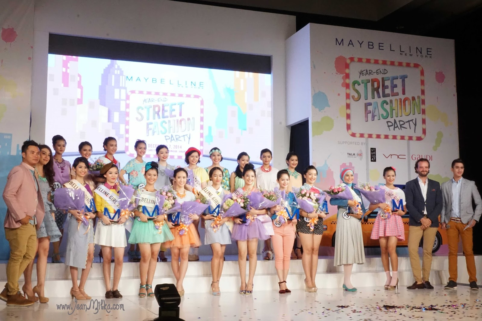pemenang maybelline girl search 2014