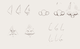 How To Draw Faces 5