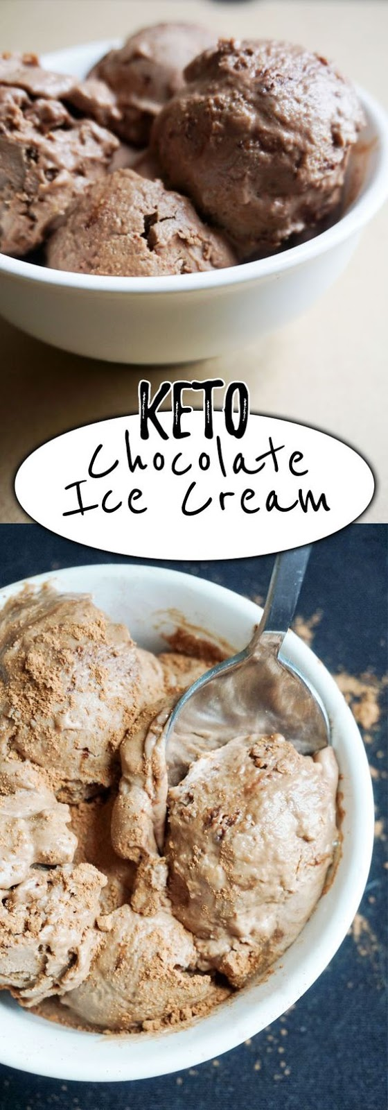 KETO/LOW CARB ICE CREAM