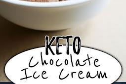 KETO/LOW CARB ICE CREAM