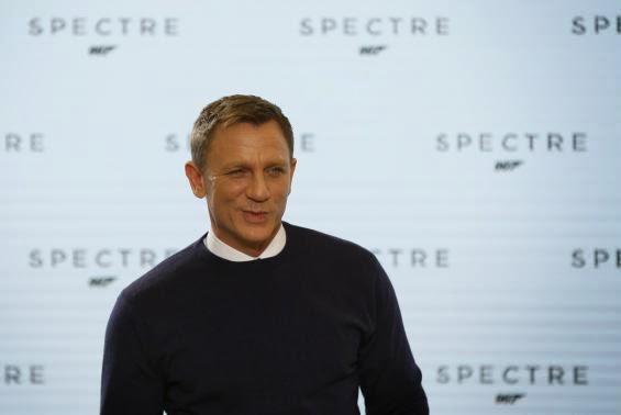 Spectre: James Bond