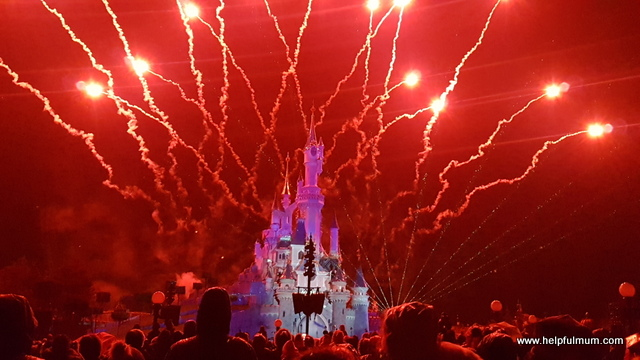 Disneyland Dreams Fireworks
