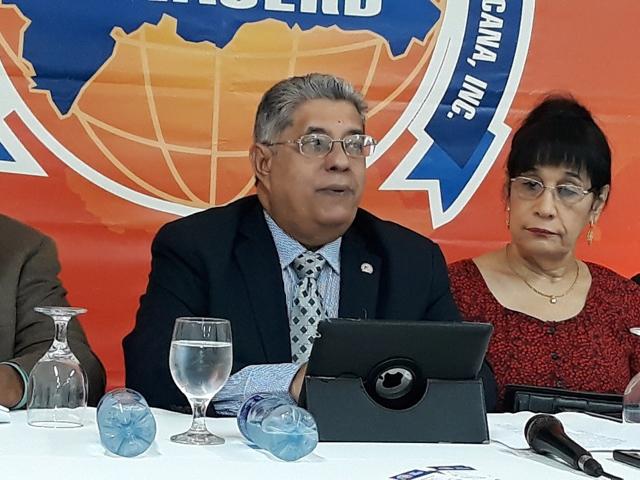 Manuel Ortiz Tejada, presidente de FENACERD