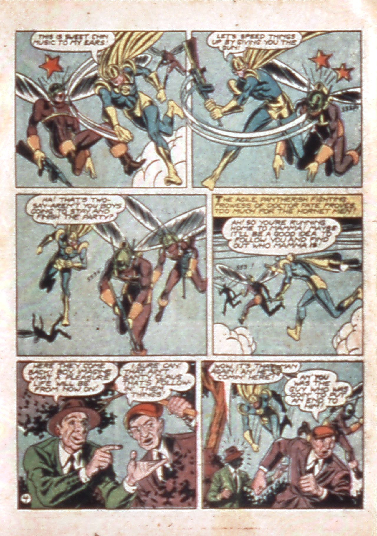 Read online All-Star Comics comic -  Issue #18 - 25