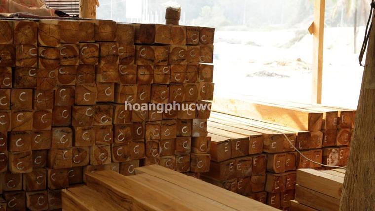 cung cap go teak nguyen lieu hop vuong