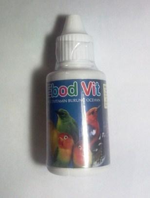 Kisaran Harga Vitamin Burung Merk Ebod Vit Yang Tentunya Paling Baru Saat Ini Kicau Mania