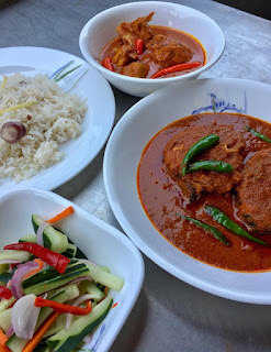 Nasi Dagang Terengganu Gulai Ikan Tongkol
