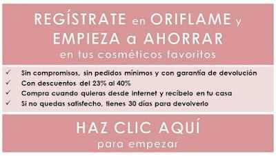 hazte socio de Oriflame España