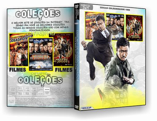 FILMES 3X1 – EDIÇÃO VOL.1658 – ISO