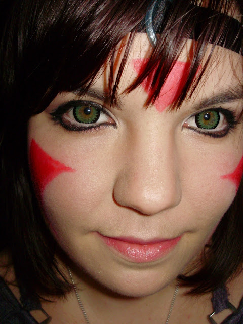 cosplay princesa mononoke