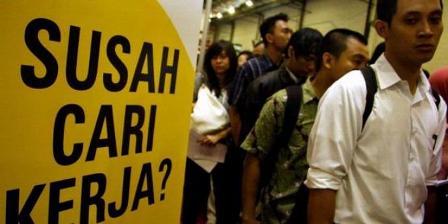 Agustus 2015, Jumlah Pengangguran di Aceh Meningkat