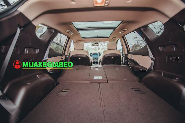 Giới thiệu Hyundai SantaFe 2.2L máy dầu phiên bản đặc biệt AWD ảnh 14