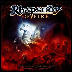 Album Review (Download) Rhapsody Of Fire From Chaos To Eternity 2011