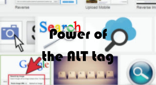 power of using alt tags on images