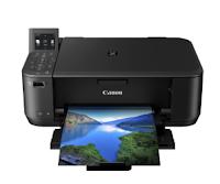 Este programa se puede obtener de la descarga desde la página web de Canon. También es fácil enviar Canon PIXMA MG5450
