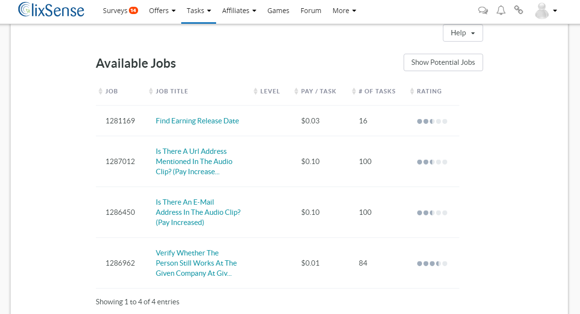 4 Ways to Earn Money on Ysense by Working Part Time Online