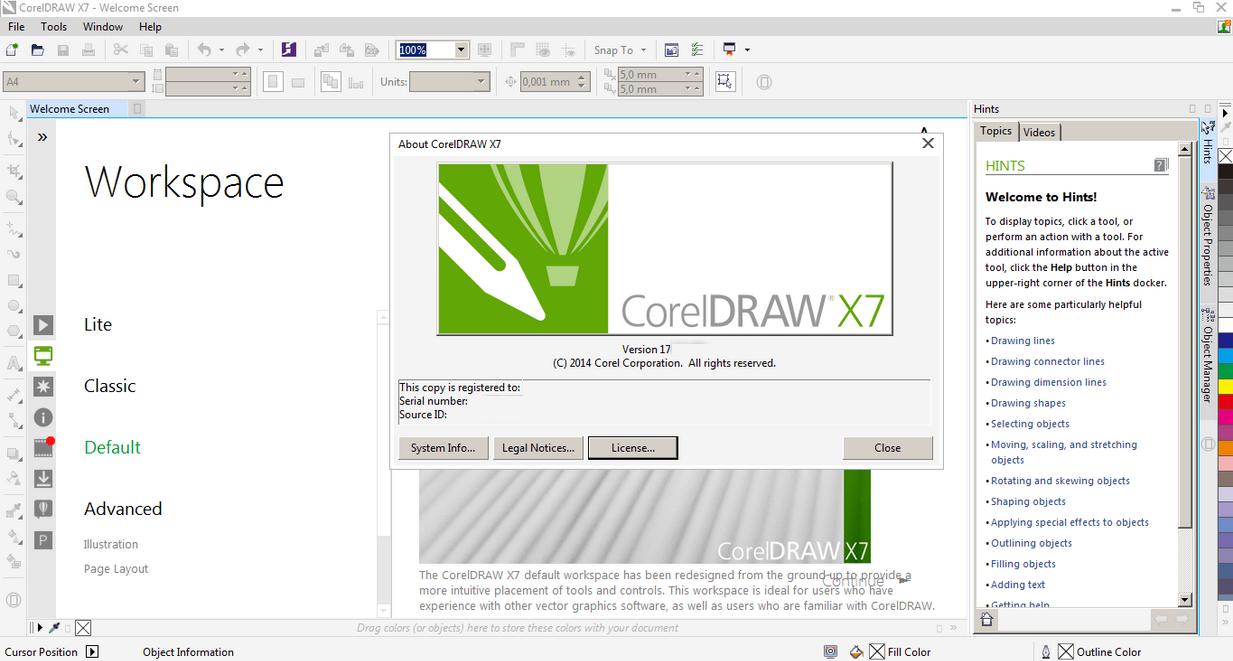 descargar corel draw gratis x7