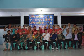 Danrem 082/CPYJ Tinjau Kesiapan TPS Di Kota Mojokerto