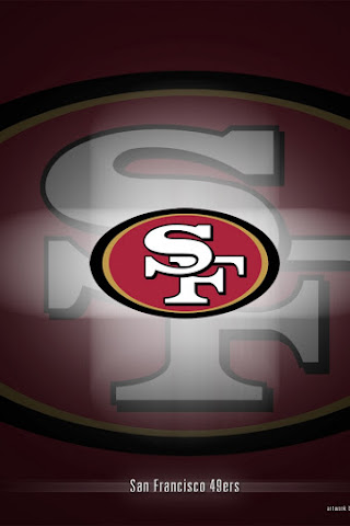 San francisco 49ers nfl download iphone ipod touch - San francisco iphone wallpaper ...