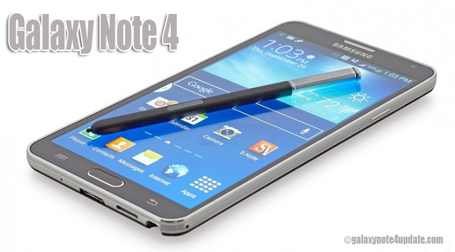 Samsung Revealed Galaxy Note 4 the Newest Smartphone of September 2014