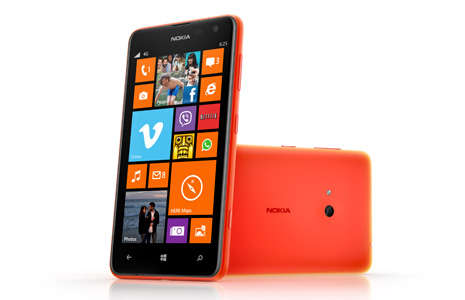 The Nokia Lumia 625 is Nokia's 'BIG' announcement