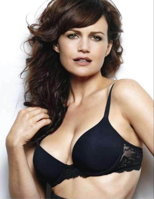 Carla Gugino muy sexie 1