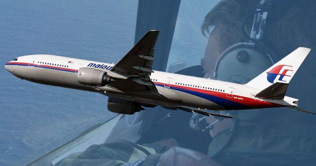 MH370 Menjunam Ke Dalam Laut Pada Kelajuan Hampir 400km Sejam?