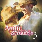CD Amor Sertanejo 3 2011