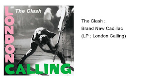 Clash BrandNew Cadillac