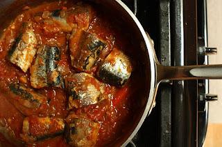 Peri-Peri Sardine Stew  Recipe