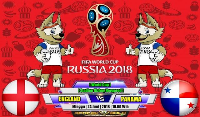 Prediksi England vs Panama 24 Juni 2018