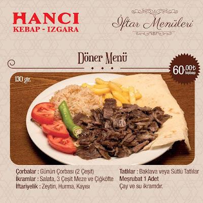 balıkesir kebapçı iftar menusu balıkesir iftar fiyatları iftar menü fiyatları 2019