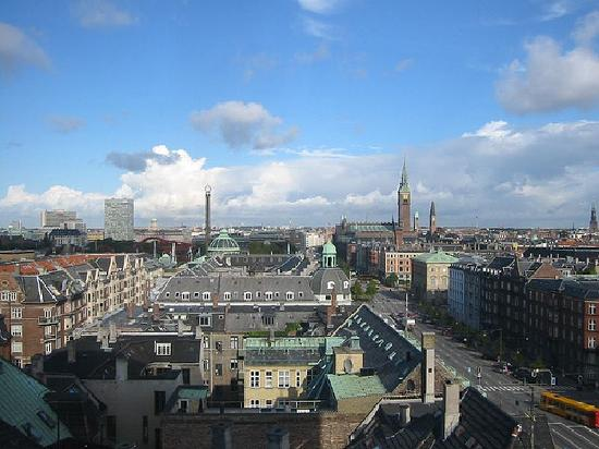 Copenhague, Capital da Dinamarca