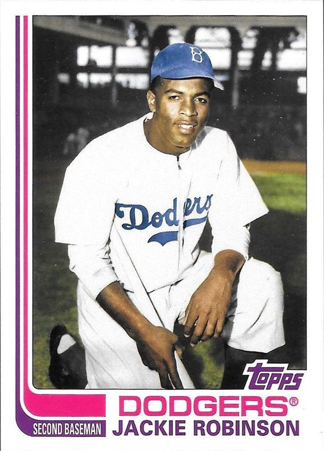 Dodgers Blue Heaven: 2017 Topps Archives - The Dodgers Base & Variation Cards