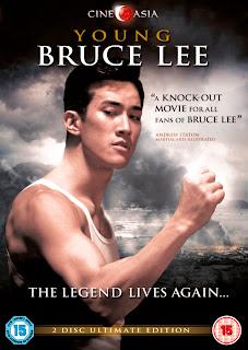 capa - Jovem Bruce Lee – DVDRip