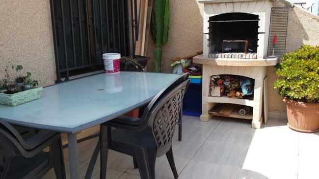 duplex en alquiler calle forada grao castellon terraza1