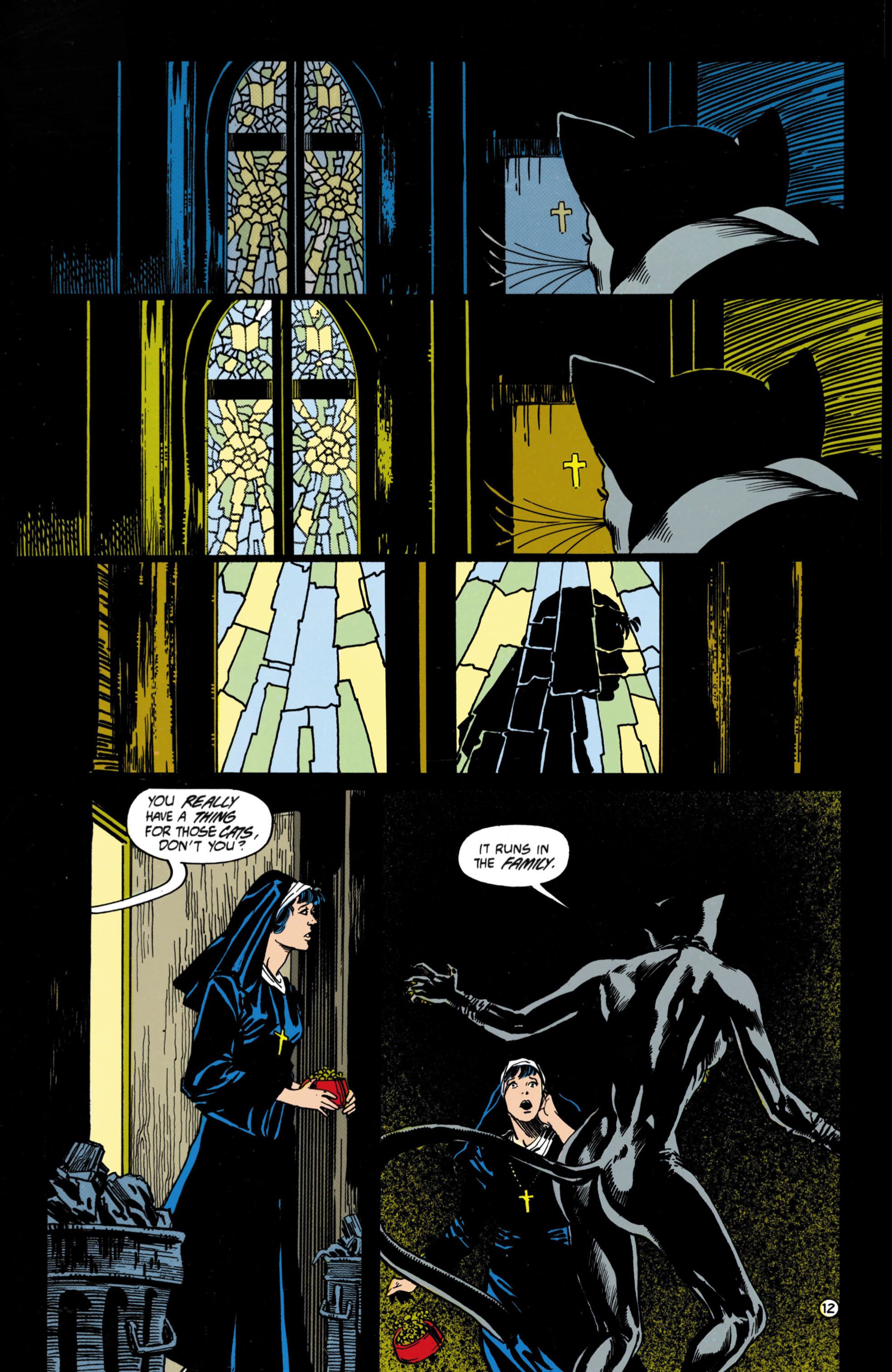 Catwoman (1989) Issue #2 #2 - English 13