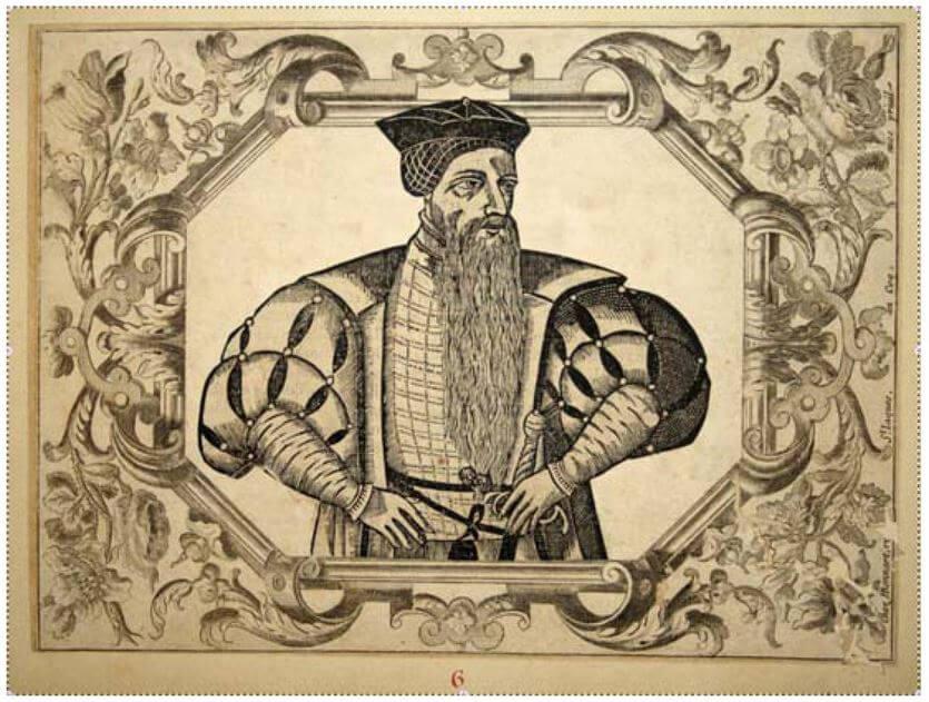 Alfonso de Albuqueque penjajah Melaka