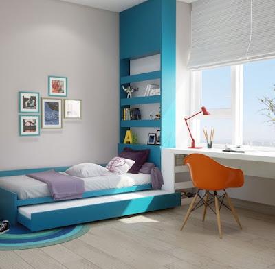 dekorasi kamar tidur sederhana terbaru