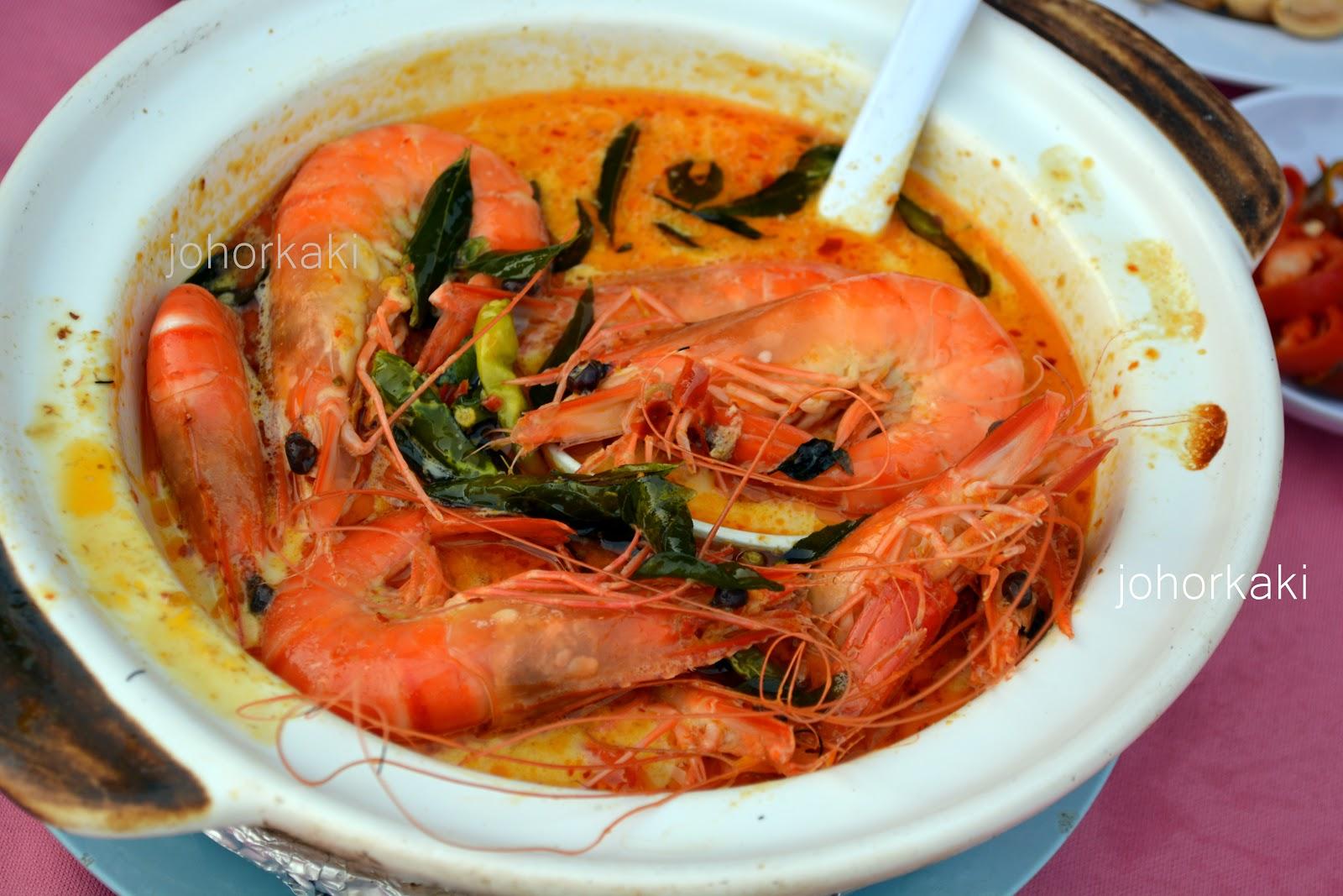 Johor Seafood at Restoran Todak in Telok Jawa, Masai, Johor Bahru |joHoR kAki FooD & TRAvEL