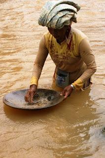 Solusinya Menambang Emas Dengan Tidak Merusak Sungai