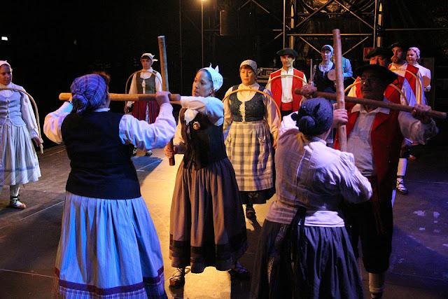 Grupo de danzas Erreka-Ortu