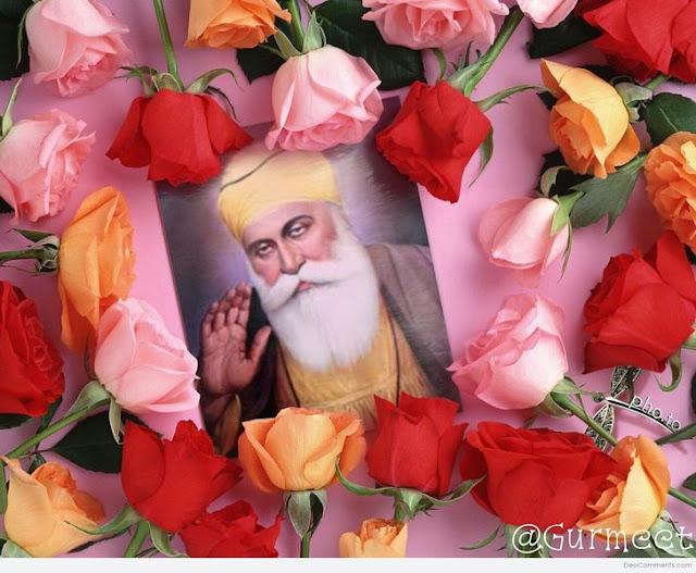 guru nanak dev ji images with quotes