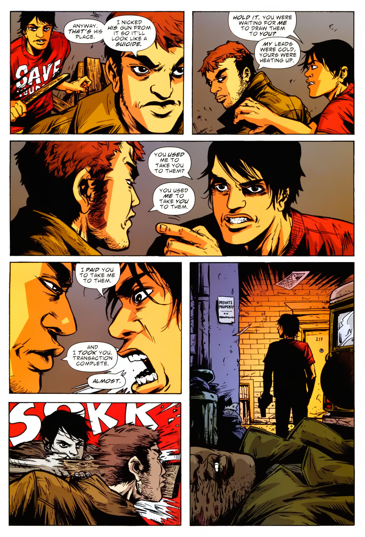 Read online American Virgin comic -  Issue #9 - 12
