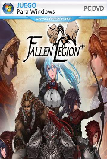 Fallen Legion Plus PC Full