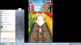 Subway Surfer for Computer
