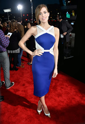 People's Choice Awards 2014 Allison Williams