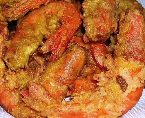 Resepi Udang Goreng Crispy!!