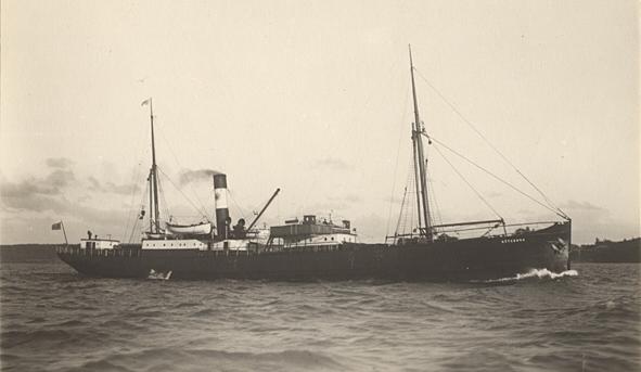26 February 1941 worldwartwo.filminspector.com Swedish freighter Goteborg