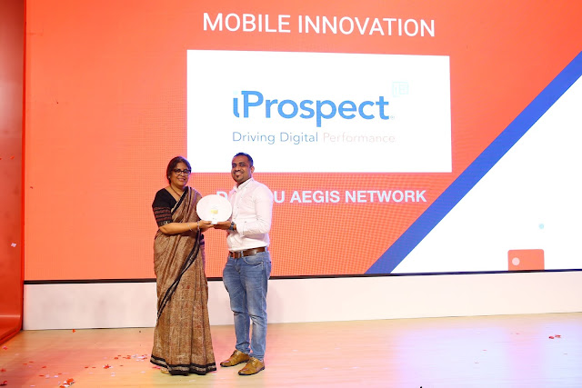 iProspect India wins Mobile Innovation Award for Pepperfry.com at Google Premier Partner Awards India